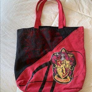Harry Potter Gryffindor Tote Bag